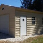 12x21x10-Single-Car-Garage-with-8x8-Door-