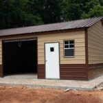 18x21x10-Garage-side-entry-with-9x8-Garage-doors