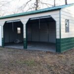 18x21x11-Side-Entry-Garage-with-9x8-Garage-doors