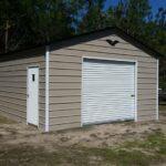 22x21x10-Garage-with-10x10-Garage-Door